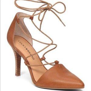 Lucky Brand Sabreena Heels